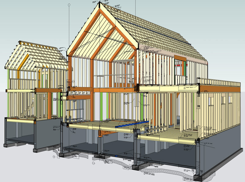 Home Building In Vancouver