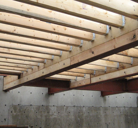 floor+joists-to-steel+beam-connection-steel+beam+backframing