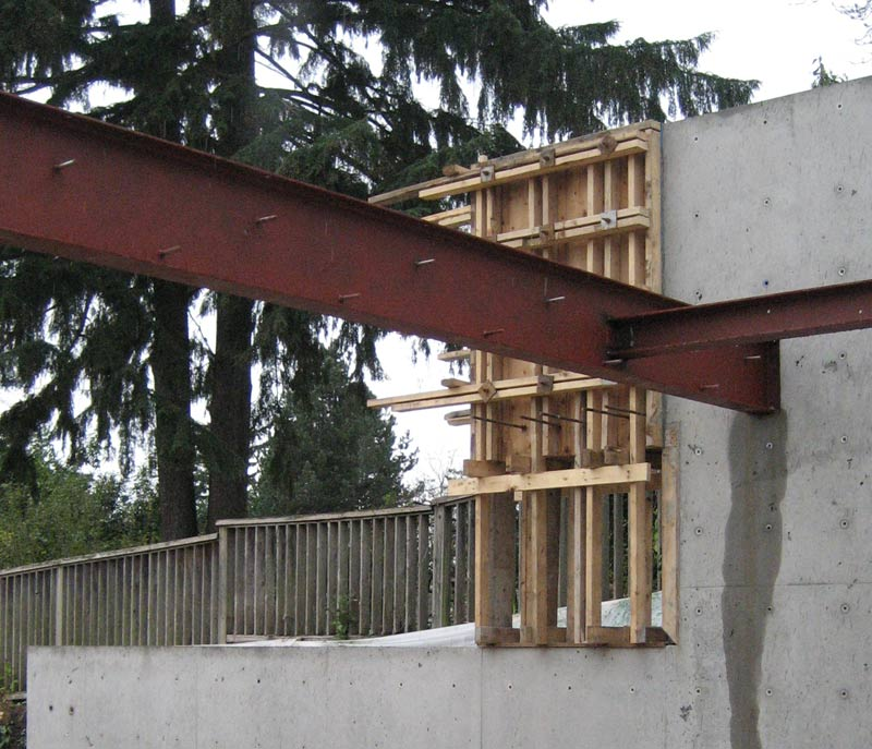 Whistler Steel Structure 171 Home Building In Vancouver