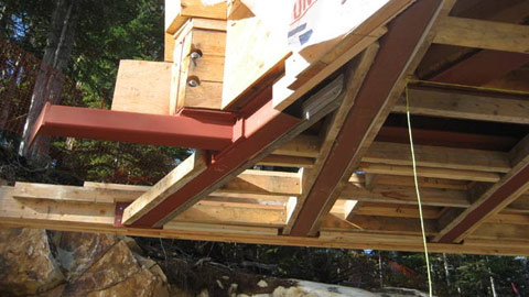 Whistler Wood Framing 171 Home Building In Vancouver