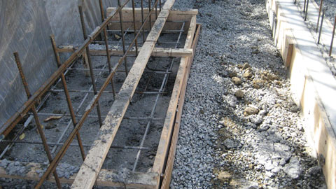 concrete+footing-reinforcement