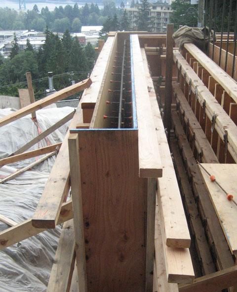 Esquimalt Concrete 171 Home Building In Vancouver
