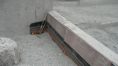drainage-mat
