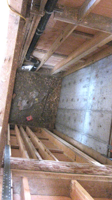 elevator-shaft-framing