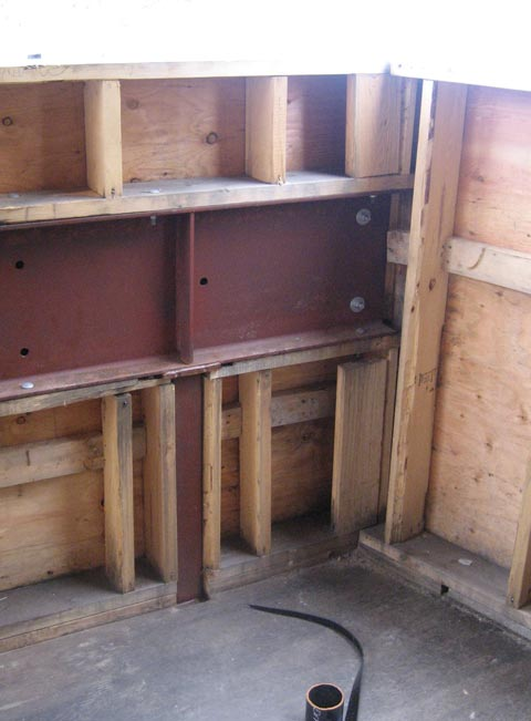 hung-floor-off-steel-beam