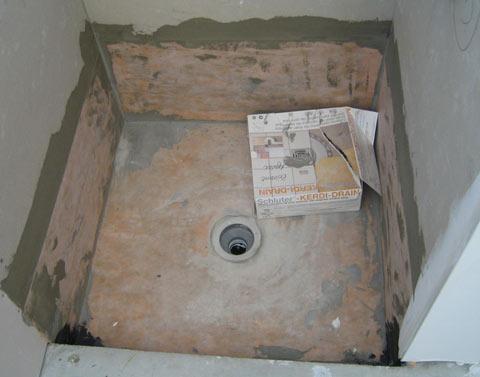 Schluter-kerdi-drain