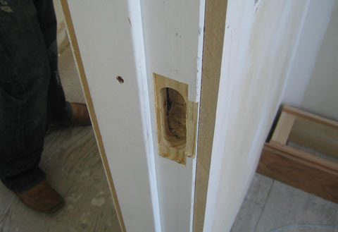 door-frame-wood