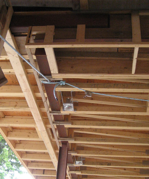 Deck Over Garage Google Search: Framing « Home Building In Vancouver