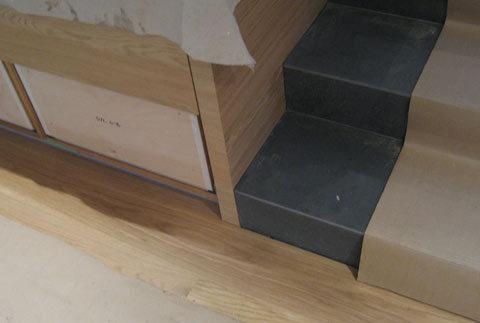 millwork-at-stair