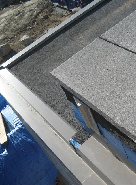 pavers-and-flashing-over-2-ply-sbs-deck-membrane