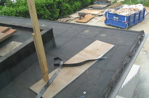 sbs-membrane-over-curb-deck-waterproofing