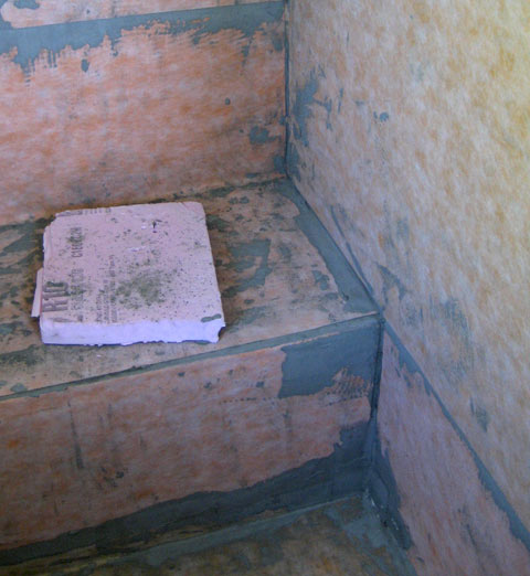 Waterproofing Bathroom Floor Before Tiling: Shower « Home Building In Vancouver