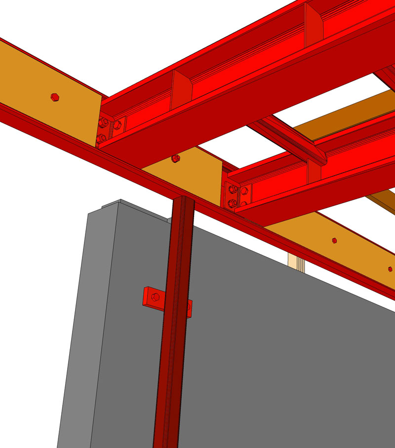 RUSSET-VIRTUAL-CONSTRUCTION-HOUSE-FRAMING-AND-COORDINATION-WITH-SKTECHUP-STUDIO-TM.COM-STEEL-AND-CONCRETE-COORDINATION