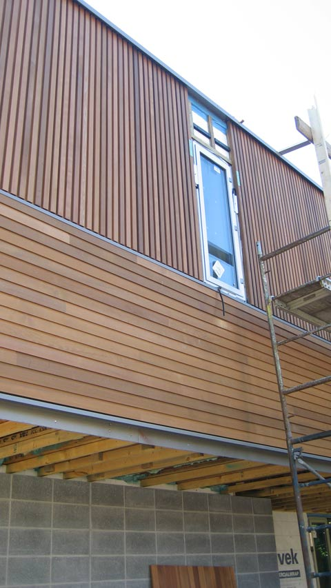 Detail Wood Siding 171 Home Building In Vancouver