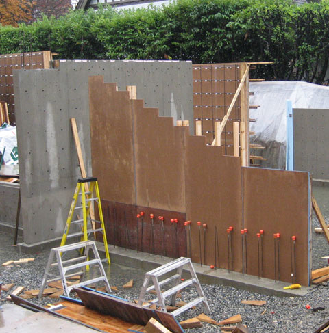 Structure Concr Formwork 171 Home Building In Vancouver