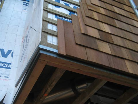 Detail Cedar Shingles 171 Home Building In Vancouver