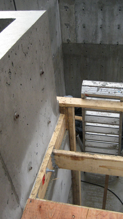 STRUCTURE-wood to concrete « home building in Vancouver