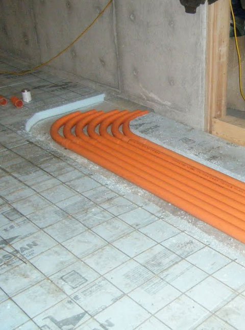 radiant-floor-insulation-and-reinforcement-cut-out-for-service-conduits