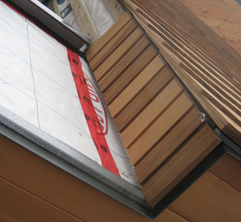 wood-siding-with-insect-screen-and-drip-flashing