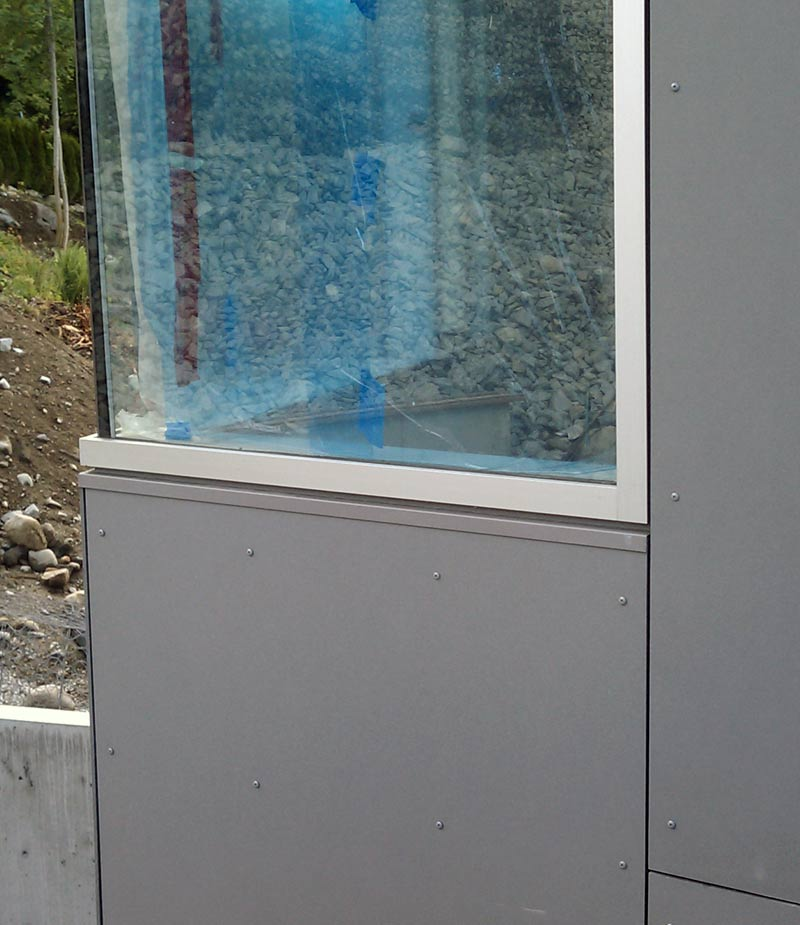 SWISS-PEARL-CEMENTITIOUS-PANEL-INSTALLED-AT-WINDOW-SILL----FLASHING-OVER-SWISS-PEARL-PANEL