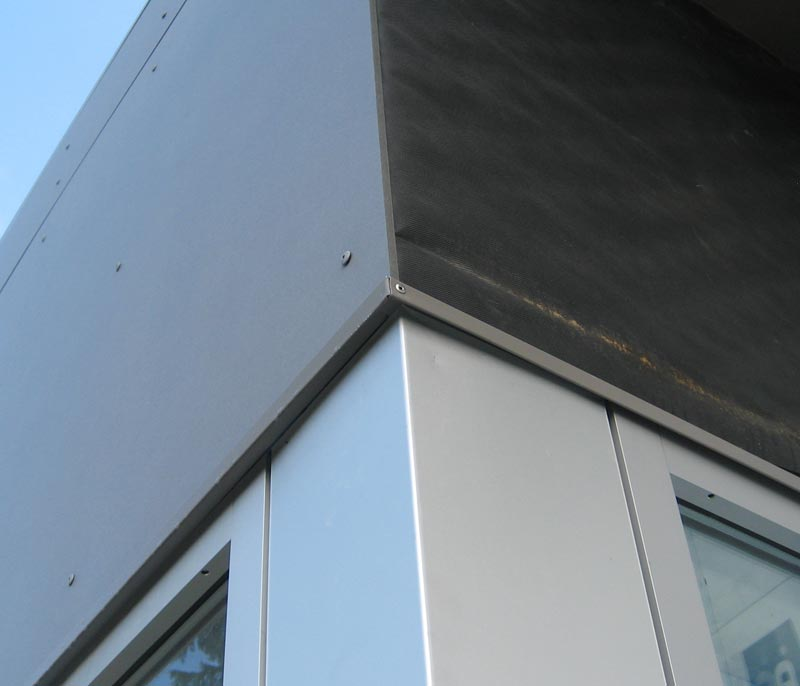 exterior-corner-flashing-window-head-below-swiss-pearl-panel-with-VaproShield