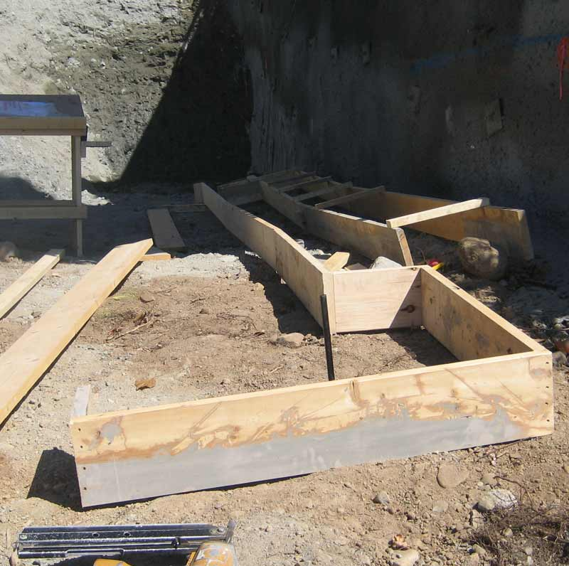 concrete-footing-formwork
