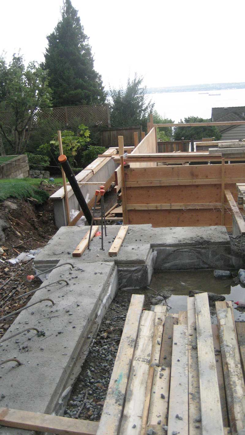 concrete-footing