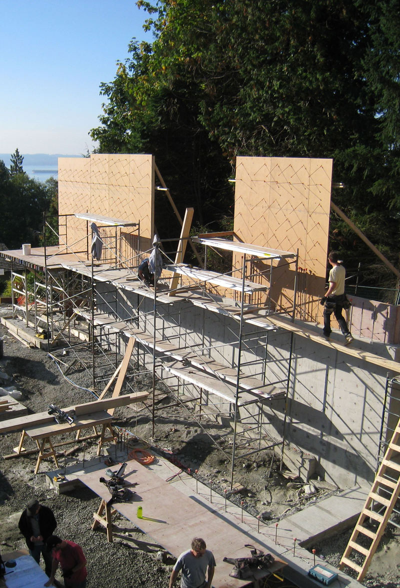 framing-formwork-for-cantilevered-concrete-wall
