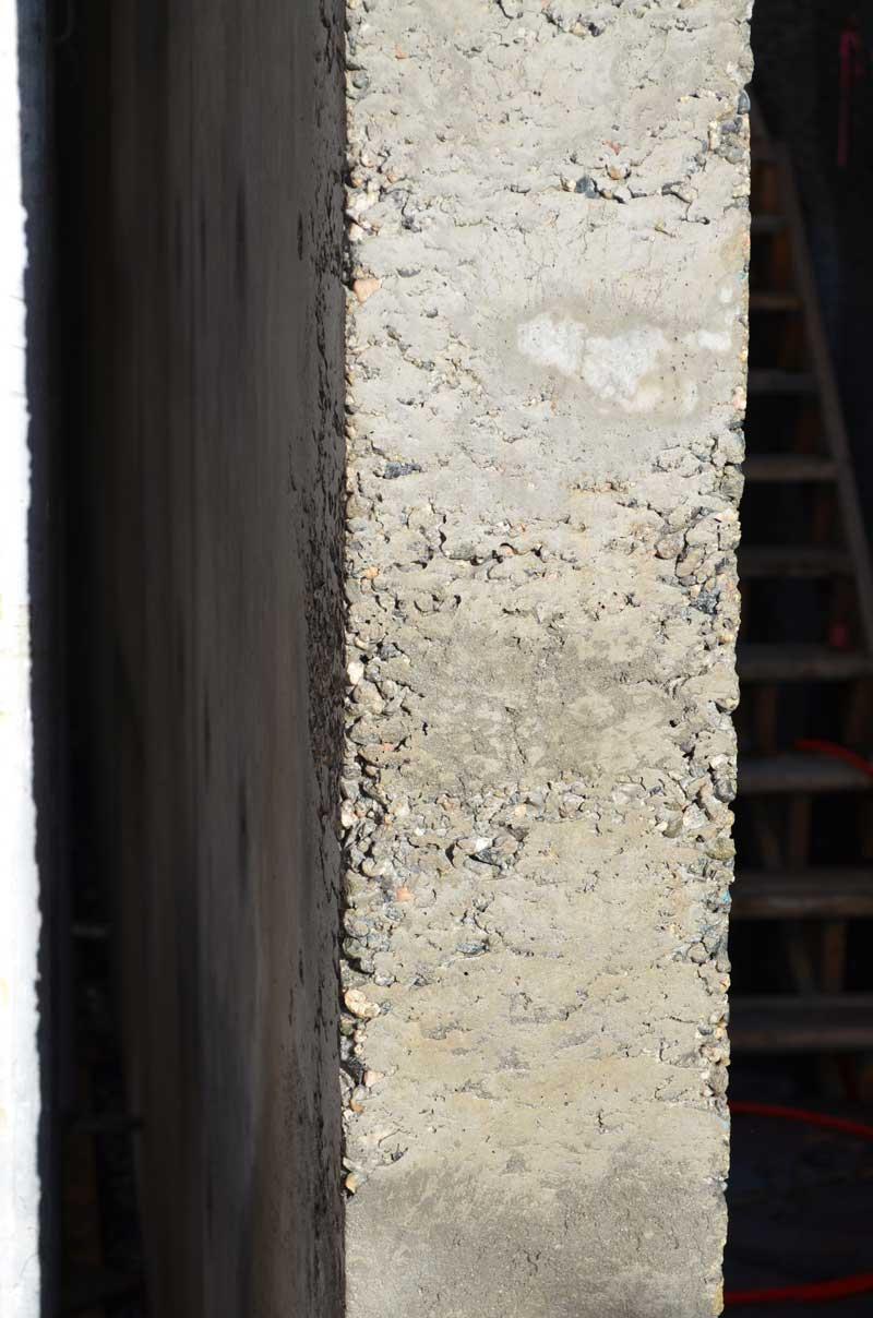 honeycomb-concrete-wall