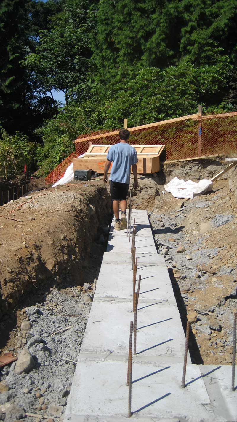 stepped-concrete-footings