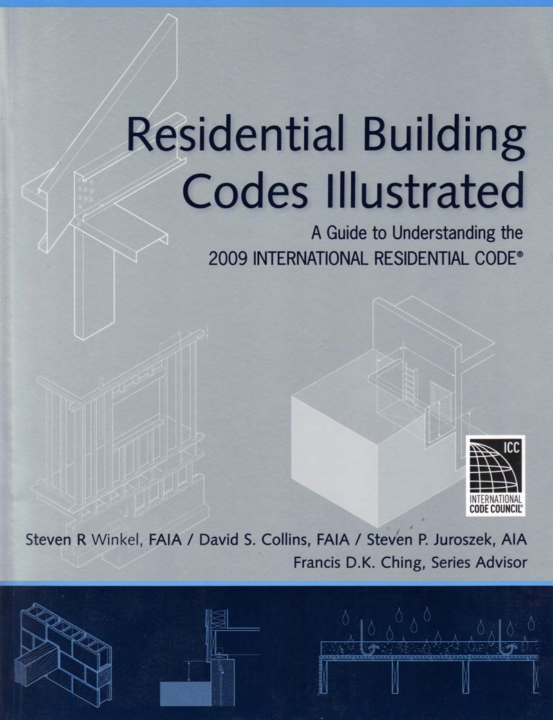 RESIDENTIAL-BUILDING-CODE-ILLUSTRATED---CONSTRUCTION-BOOKS