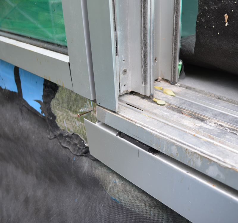 BOTTOM-TRACK-SLIDER-DOOR---SILL-CORNER-DETAIL-DOOR-JAMB-AND-SILL-CONDITION