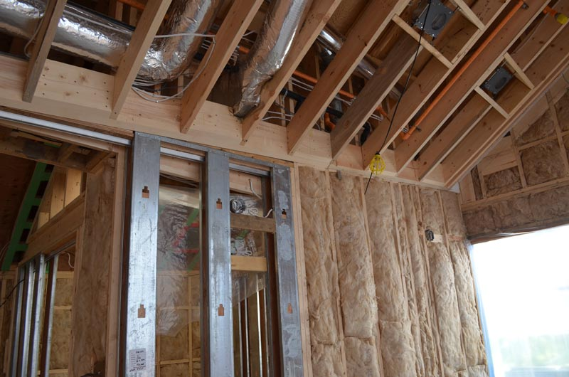 vaulted-ceiling,-framed-walls-acoustical-insulation