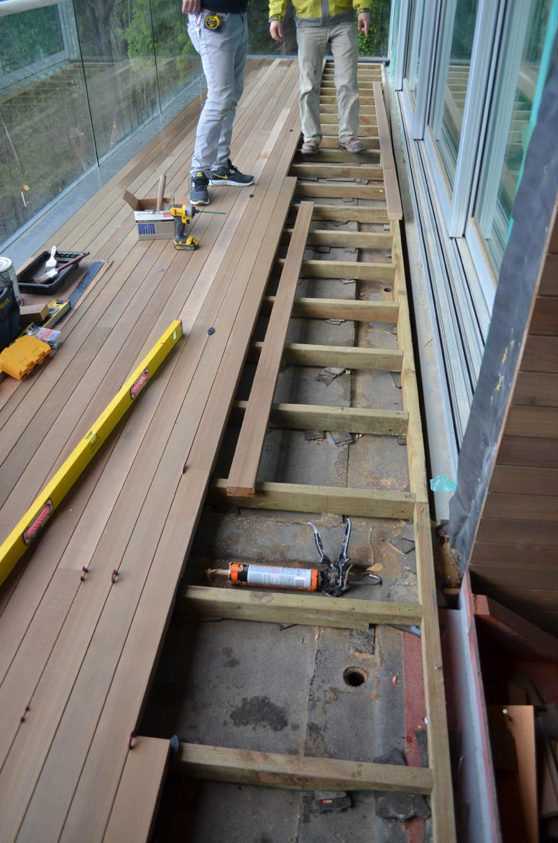 Detail Deck Waterproofing 171 Home Building In Vancouver