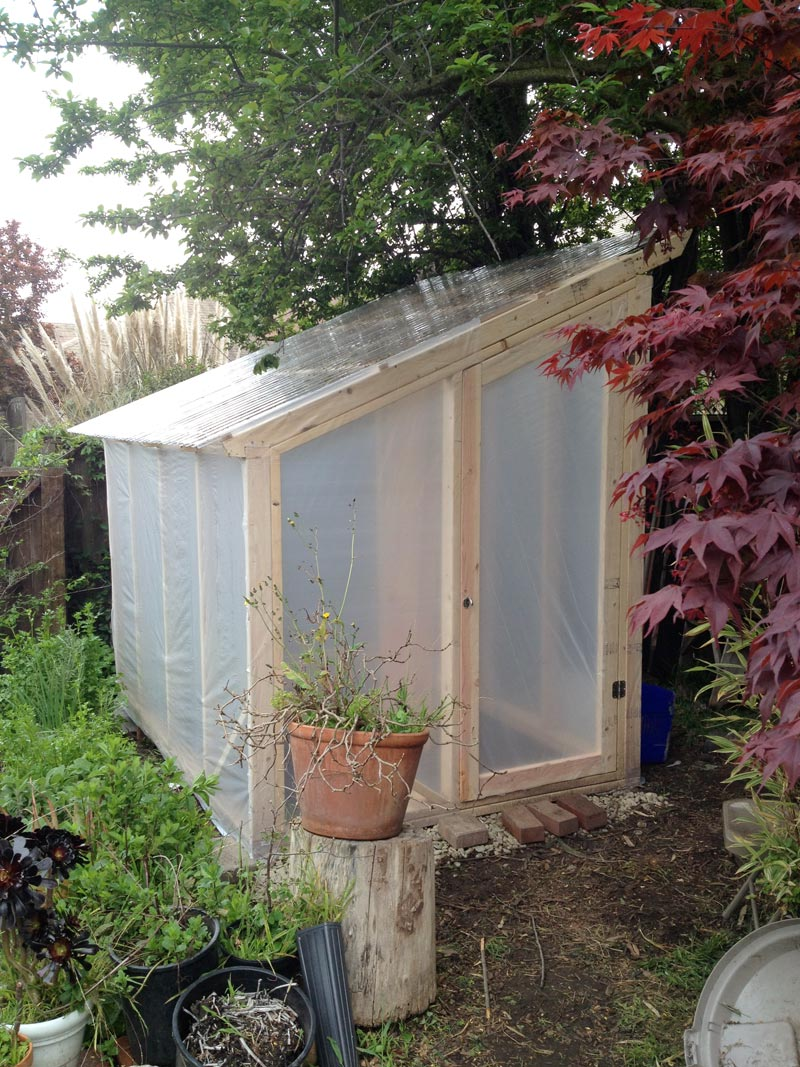 Do It Yourself Home Design: Do-It-Yourself Greenhouse « Home Building In Vancouver