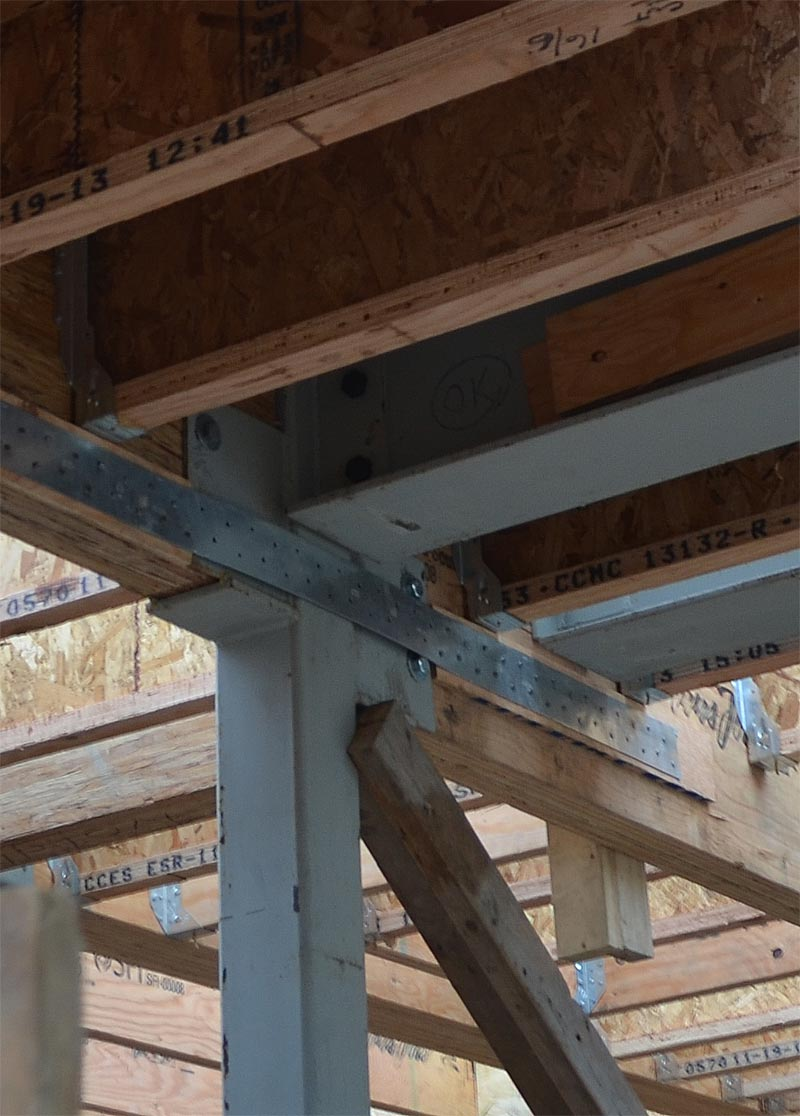 DETAIL---floor-framing---steel-and-wood-beams-and-joists---steel-HSS-column-support-with-a-steel-saddle