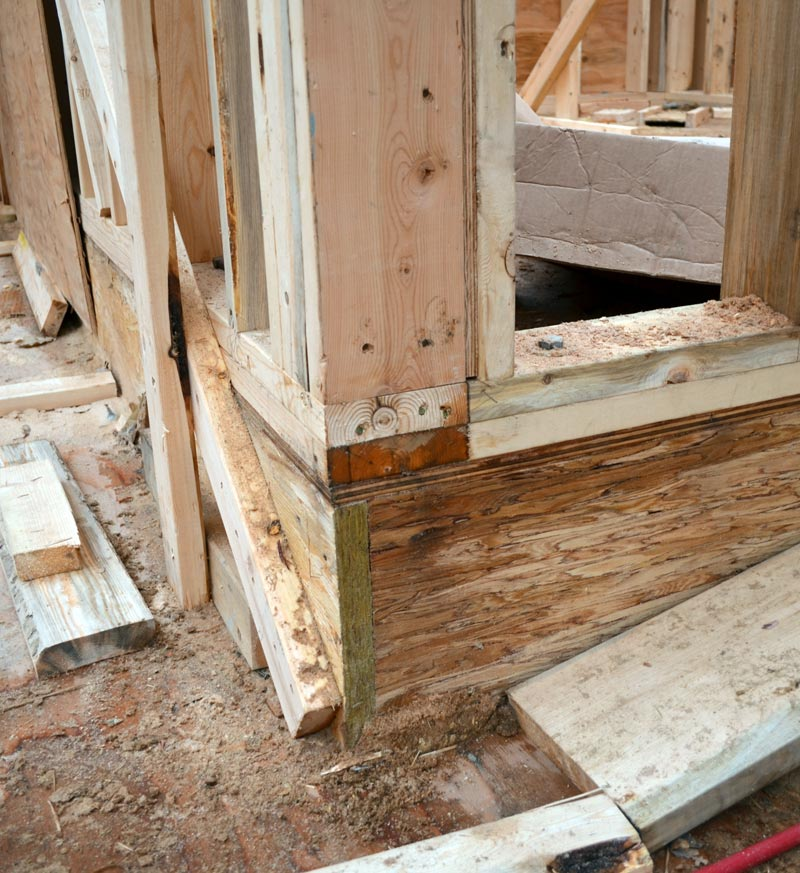 stepped-floor-framing
