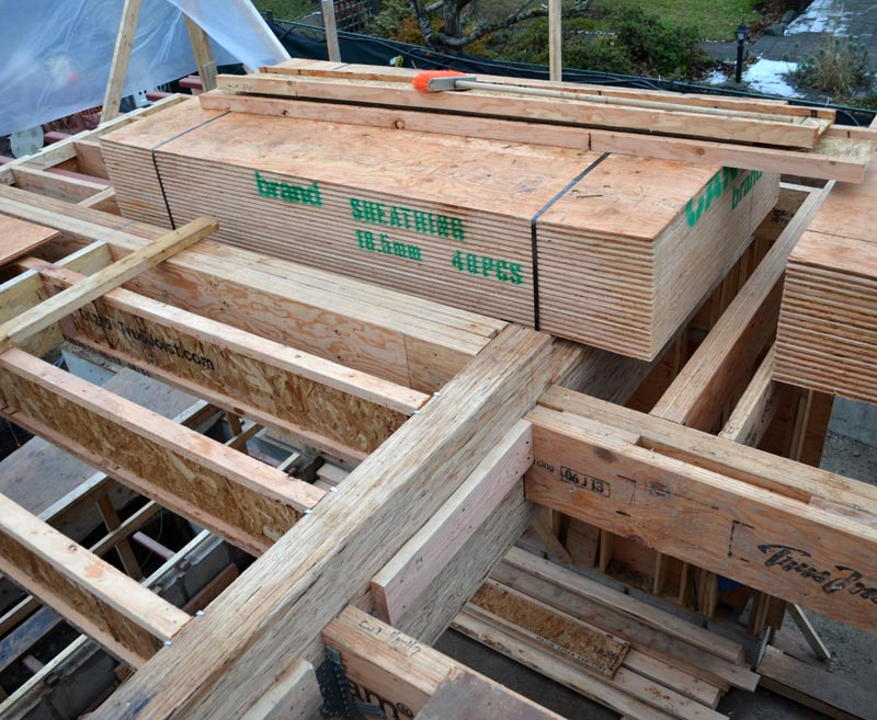 wood-floor-framing---exposed-TJIs-with-plywood-t&g-plywood-sheathing
