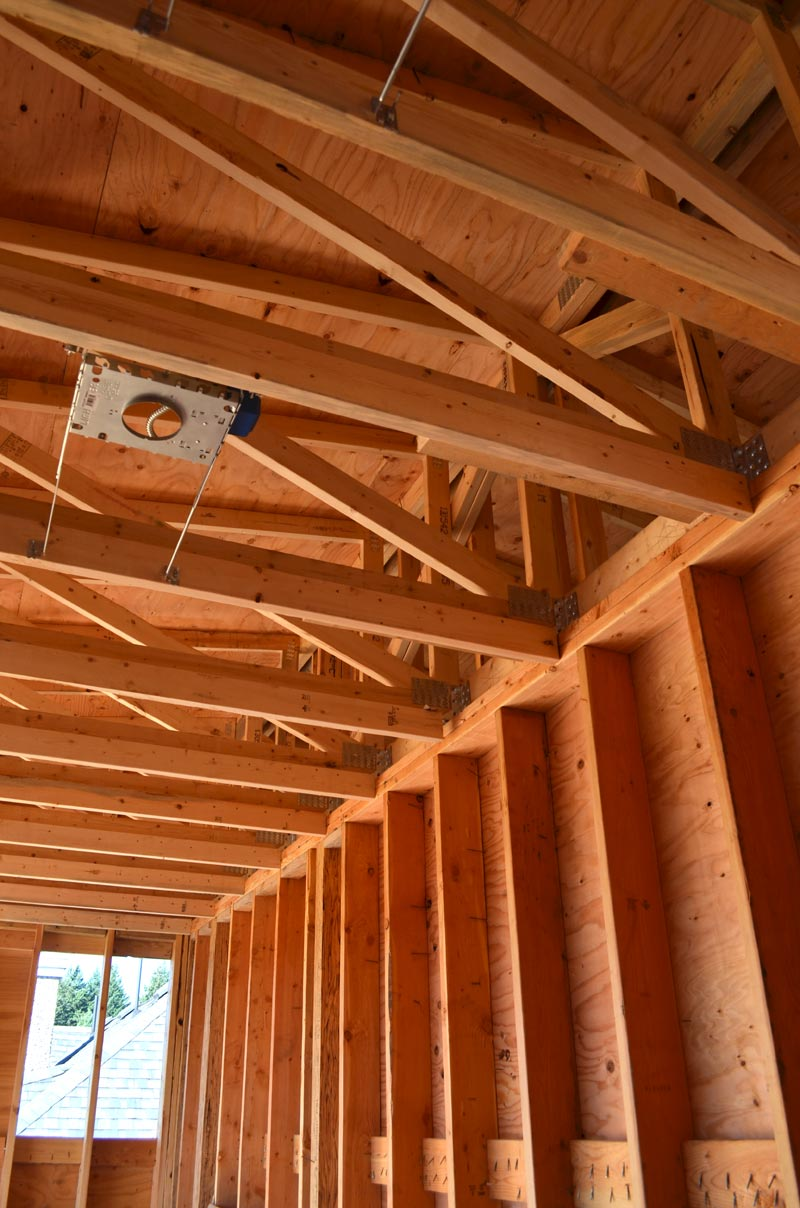 wood-truss-roof-framing,-exterior-wall-wood-framing,-ceiling-backframing
