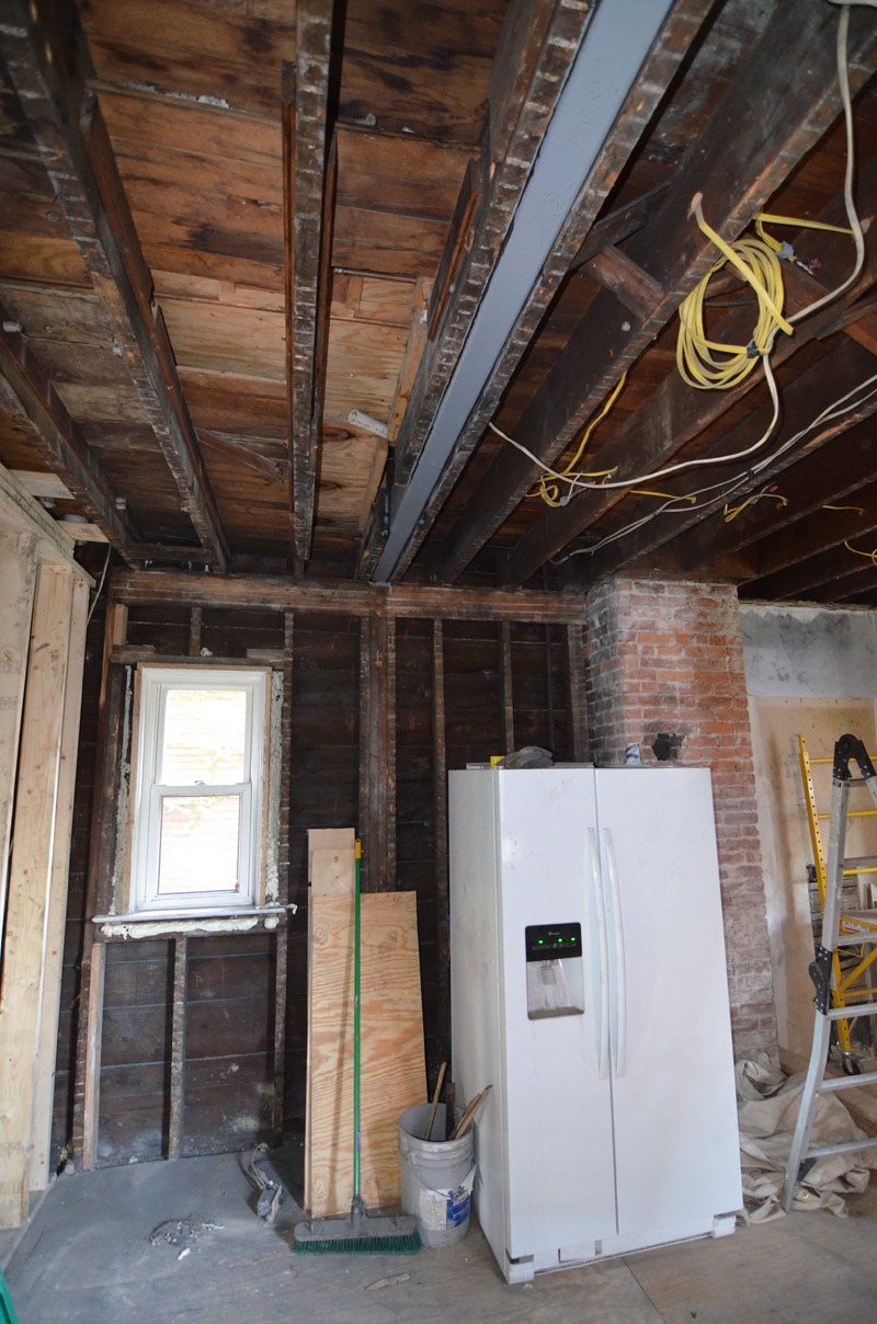 hss-steel-beam-retrofit-over-kitchen-pittsburgh-house-renovation