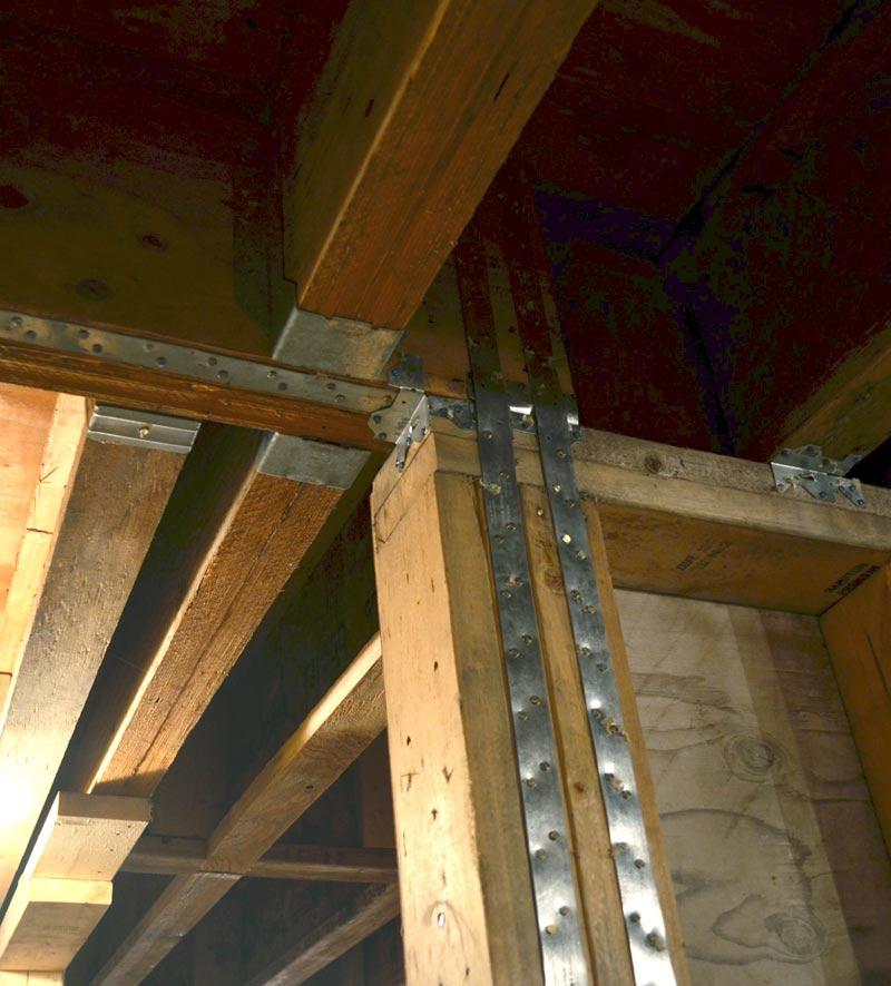 dunbar framing home building  vancouver