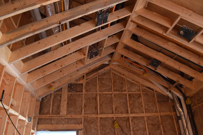 Vaulted Ceiling Construction Integralbook Com